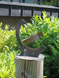 Image for Equatorial Sundial - Horniman Gardens, London Road, Forest Hill, London, UK
