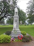Image for Civil War Monument - Oswego, NY