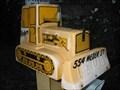 Image for Funny Mailbox: Santa Cruz Tractor