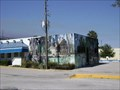 Image for Down By The River Mural - Deland FL