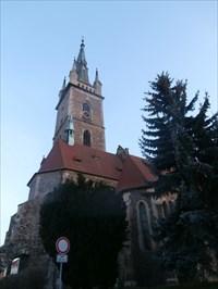Church of Ss. Peter and Paul - Cáslav