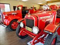 Image for Revelstoke Firefighters' Museum expansion plan to display 1938 Seagrave truck