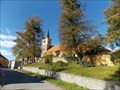Image for Filiální kostel sv. Martina - Vrchotovy Janovice, CZ