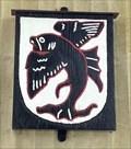 Image for Burg Hülshoff Coat of Arms, Havixbeck, NRW, Germany