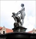 Image for Venus (planet) & Venus (goddess) - The Venus' Fountain in Wallenstein Garden / Venušina kašna ve Valdštejnské zahrade (Prague)