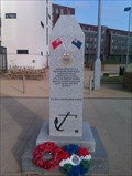 Image for Merchant seaman's memorial, Orwell Quay - Ipswich, Suffolk