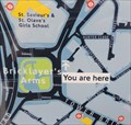 Image for You Are Here - Bricklayers Arms Roundabout, London, UK