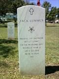 Image for 1st Lt Jack Lummus, USMC - Austin, TX