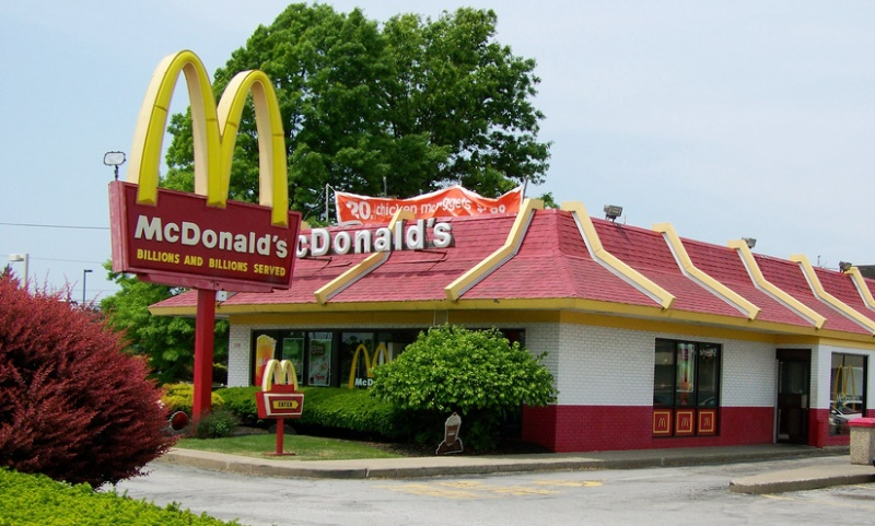 Poland (OH) United States  City new picture : McDonald's #4141 I 680 Exit 11/11A Poland, Ohio McDonald's ...