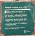 Image for The Old Corner Bookstore