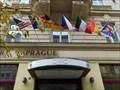Image for Flagpool 'Hotel Caesar' - Prague/Czech Republic