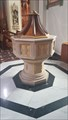 Image for Baptism Font - St Barnabas - Nottingham, Nottinghamshire