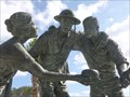 Image for Bataan-Corregidor Memorial - FEPOW - Lakefront Park - Kissimmee - Florida, USA.