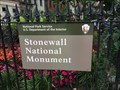 Image for ONLY -- U.S. National Monument to LGBT Rights - New York, NY