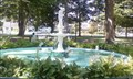 Image for Gibson Park Fountain - North East, PA