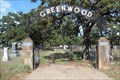 Image for Greenwood Community Cemetery - Greenwood, TX