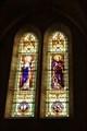 Image for Les Vitraux de l'église Saint-Martial - Montmorillon, France