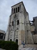 Image for clocher eglise saint Julien - Tours, France