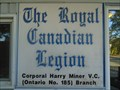 Image for Royal Canadian Legion - Branch 185 - Blenheim, Ontario