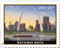 Image for Gateway Arch - St. Louis, MO