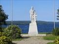 Image for Cénotaphe de Gaspé - Gaspé Cenotaph, Gaspé, Québec