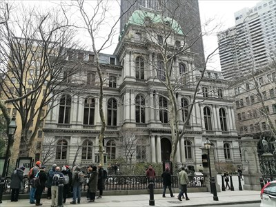 veritas vita visited Lucky 7 - Old City Hall