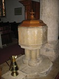 Image for Font - St Mary's Church, Everton, Bedfordshire, UK
