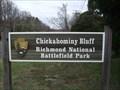 Image for Richmond National Battlefield Park, Chickahominy Bluff Unit - Richmond, VA