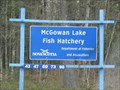 Image for McGowan Lake Fish Hatchery - Caledonia, Nova Scotia