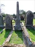 Image for Henry Ball Obelisk - Kirk Braddan Cemetery - Braddan, Isle of Man
