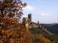 Image for Denkmalzone Große Burg oder Löwenburg - Monreal, Rhineland-Palatinate, Germany