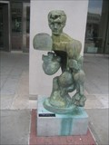 Image for The Prophet II by Ernst Neizvestny - White Plains, NY