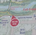 Image for YOU ARE HERE - Fall Creek Gorge - Ithaca, NY
