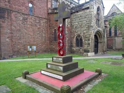 veritas vita visited Cross Monument, St Mary