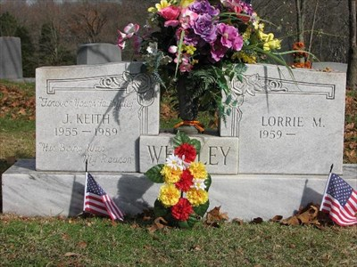 Keith Whitley - Grave of a Famous Person on Waymarking.com