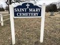 Image for Saint Mary Cemetery - Lowell, Michigan