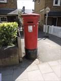 Image for Victorian Post Box - Bertram Cottages, Wimbledon, London, UK