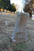 Image for Girtha Taylor -- Akins Cemetery near Akins OK