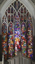 Image for First Presbyterian Church window - Oklahoma City, Oklahoma USA