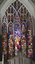 Image for First Presbyterian Church window - Oklahoma City, Oklahoma USA