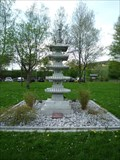 Image for Pagode am Hammerweiher - Mandeln, Hessen, Germany