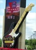 Image for Neon Guitar - Hard Rock Casino - Tulsa, Oklahoma, USA