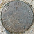 Image for State Highway Reference Marker - Laclede, ID