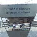 Image for Borne de livres échanges 1- Port St Louis du Rhône- Bouches du Rhône- PACA- France