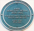 Image for Lady Dorothy Nevill - Charles Street, London, UK