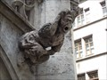 Image for Gargoyles @ City Hall - München, Germany, BY
