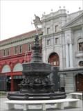 Image for Diagon Alley Fountain, Orlando, Florida