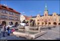 """Image for Fountain """"Vintage"""" / Kašna """"Vinobraní"""" - Melník (Central Bohemia)"""