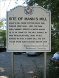 Image for Site of Mann's Mill
