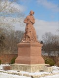 Image for Madonna of the Trail, Springfield, OH